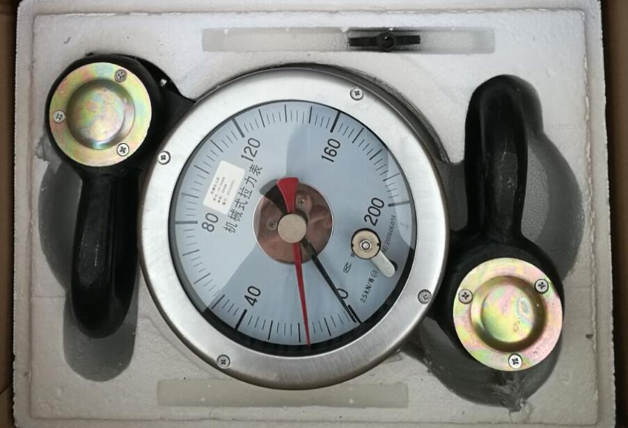 200kn机械式拉力计 专测牵引阻力的瞬时值